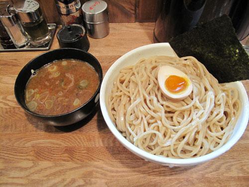 灰汁美(あくび)のつけ麺:ラーメン