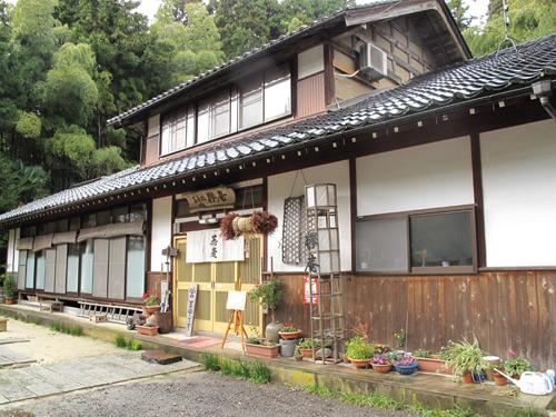 蕎麦処 欅庵(けやきあん)