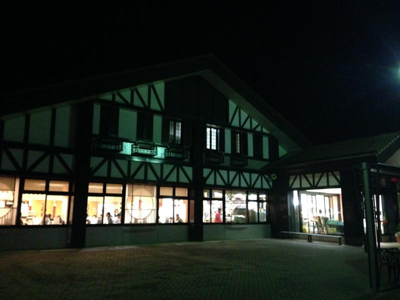 長野道 上り 梓川SA レストラン梓川